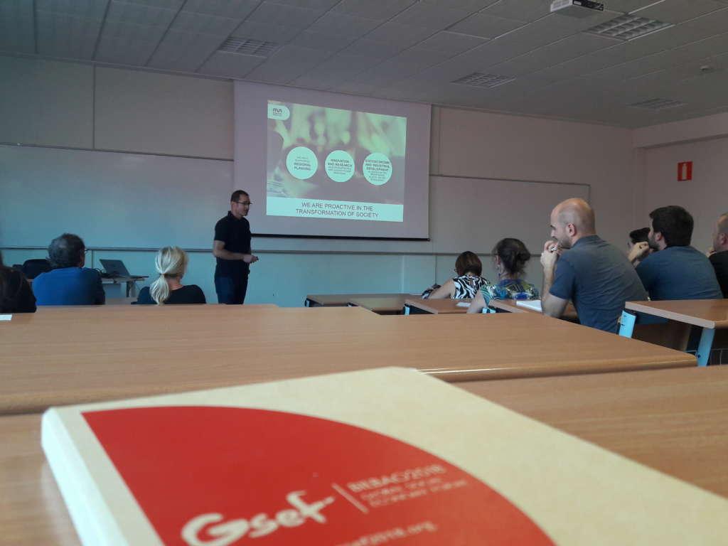 GSEF 2018 Université Mondragon