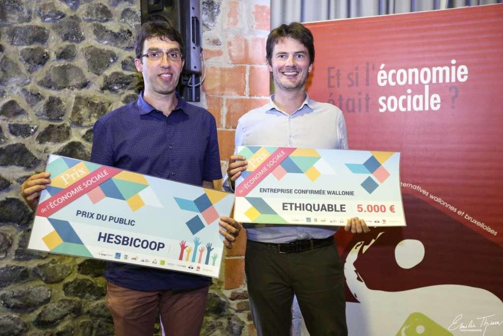 Prix de l'économie sociale 2018